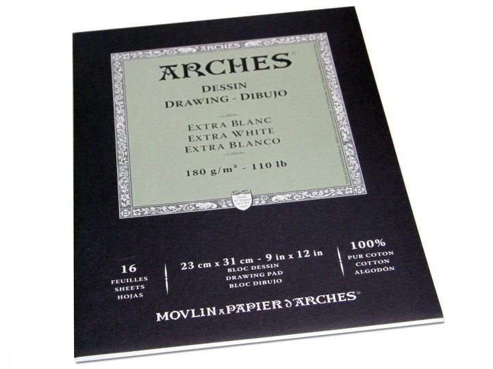 ARCHES® Dessin extra blanc